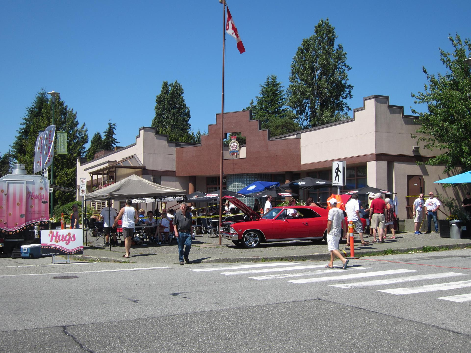 Coquitlam Legion - Bill Warwick - Car Show 2018 - 07