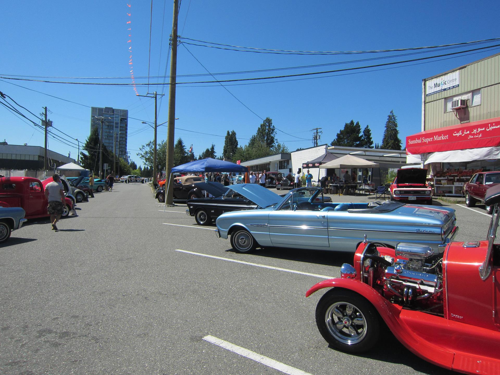 Coquitlam Legion - Bill Warwick - Car Show 2018 - 22