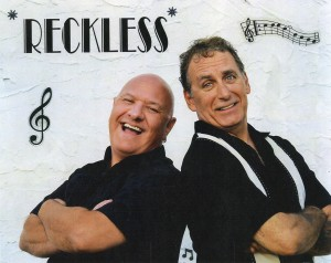 Reckless plays at the Coquitlam Legion