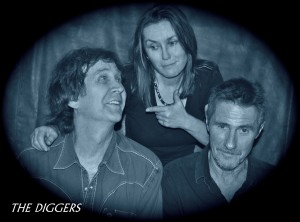The Diggers band