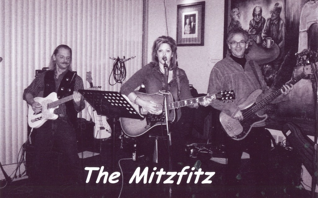 The Mitzfitz band
