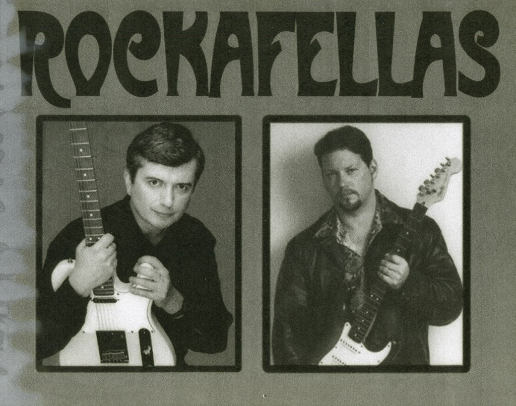 Rockafellas plays at the Coquitlam Legion